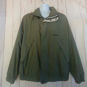 Pacific Trail Men's Windbreaker Jacket W/Hood